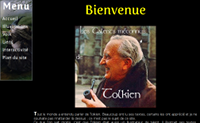"Screenshot of ""les talents méconnus de Tolkien"""
